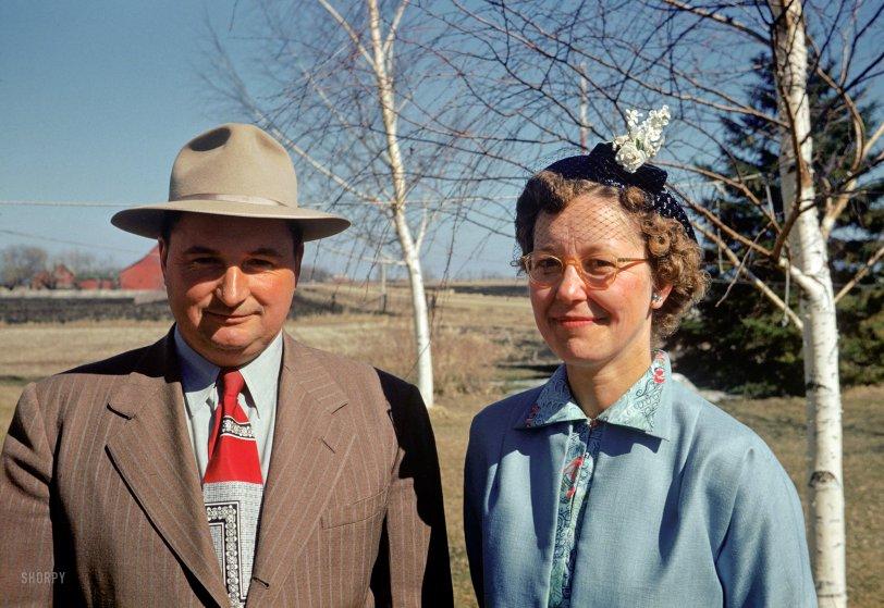 Howard & Rena: 1952