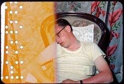 Elwin Asleep: 1952