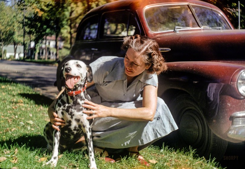 Dottie & Sally: 1951
