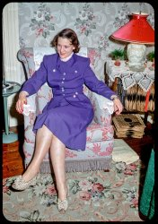 The Lady in Purple: 1952