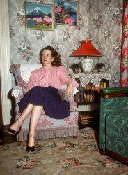 Maurine Boler: 1952
