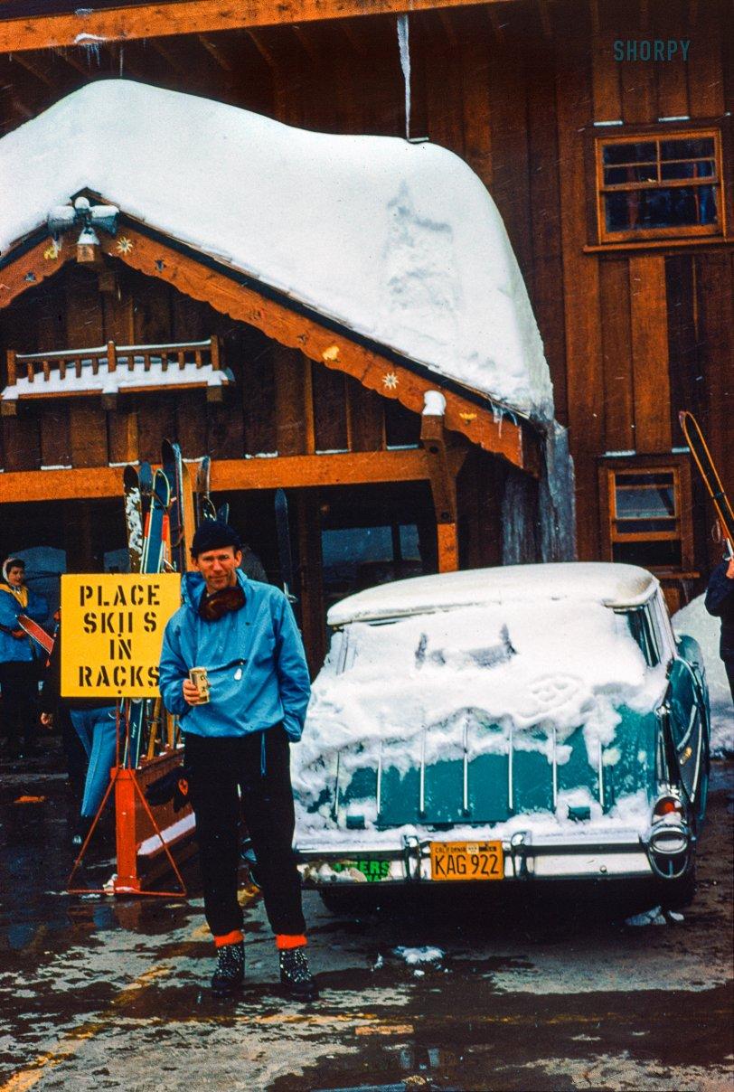 Ski Nomad: 1959