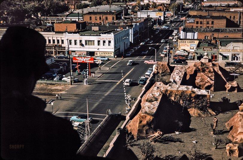 Reno Ambush: 1958