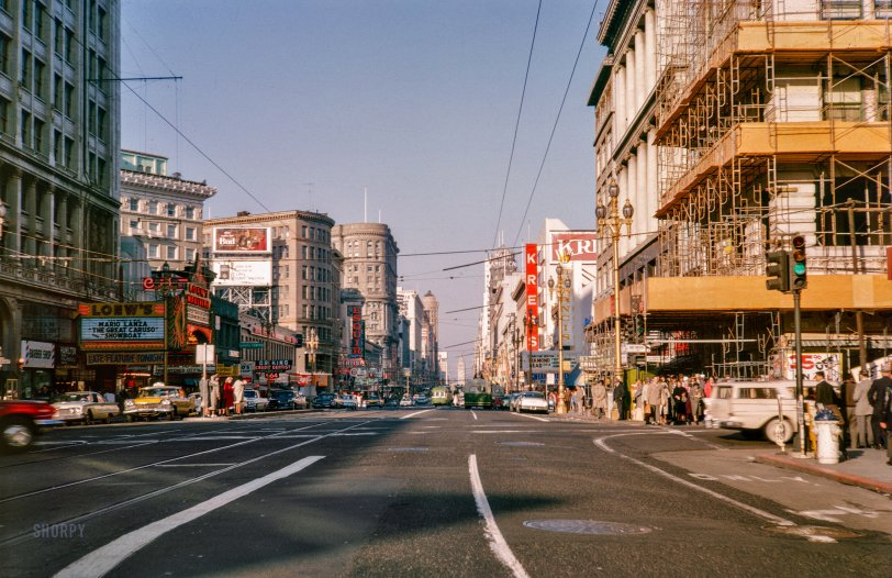 Market Street: 1963