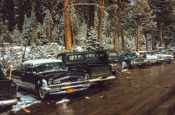 Lodge Parking: 1961