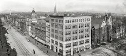 Pittsfield Panorama: 1906
