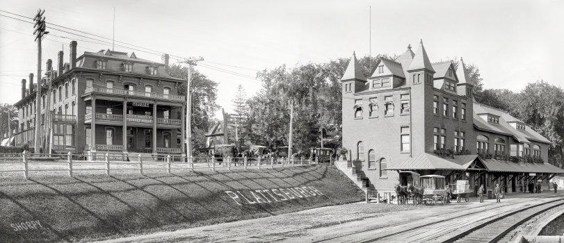 Fouquet House: 1904