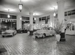 Pontiac Palace: 1948