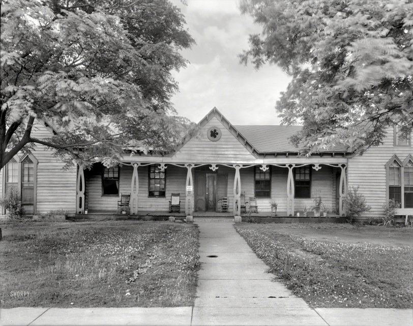 Glascock House: 1939