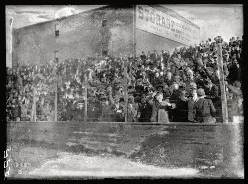 The Way Old Ballgame: 1911