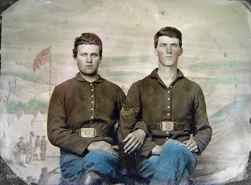 Civil Union: 1860s