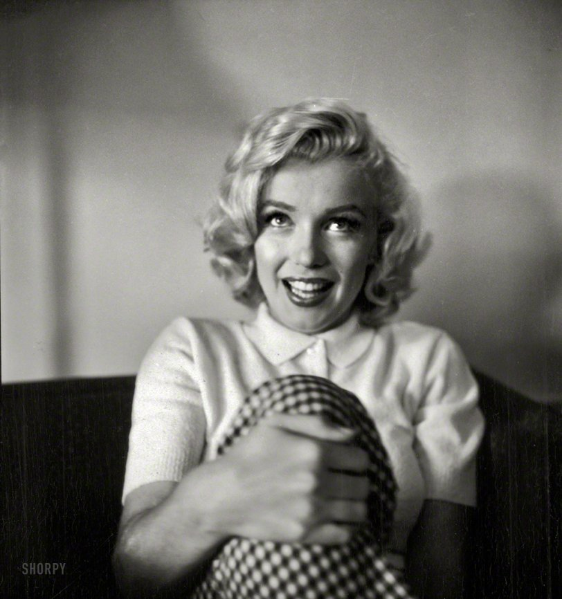 A Chat With Marilyn: 1953