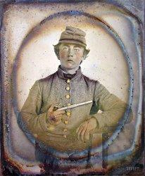Born a Rebel: 1860s