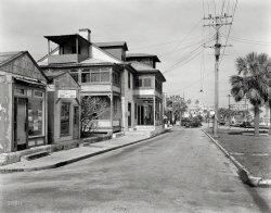 Pablo Cafeteria: 1936