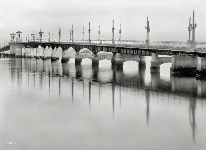 The Lion Bridge: 1936