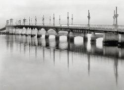 The Lion Bridge: 1936