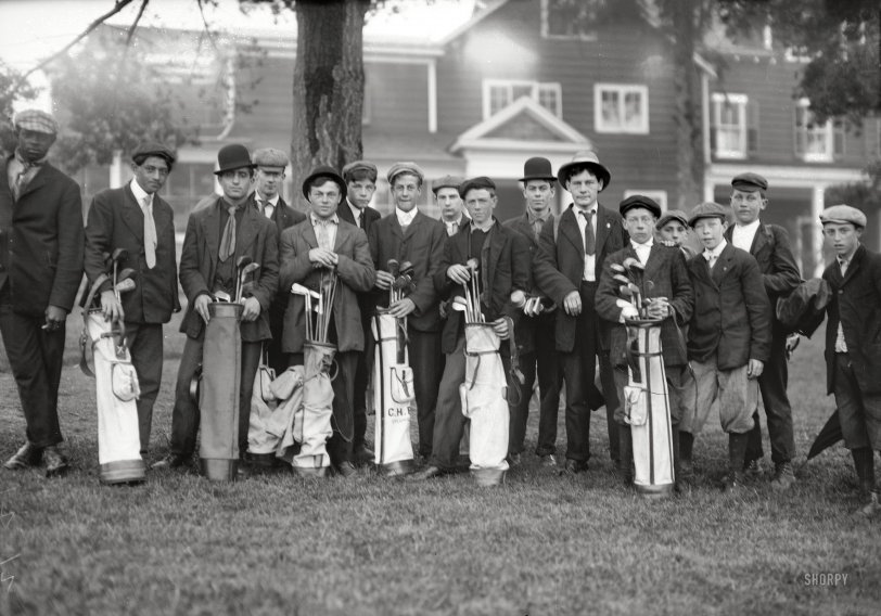 Caddyshack: 1908