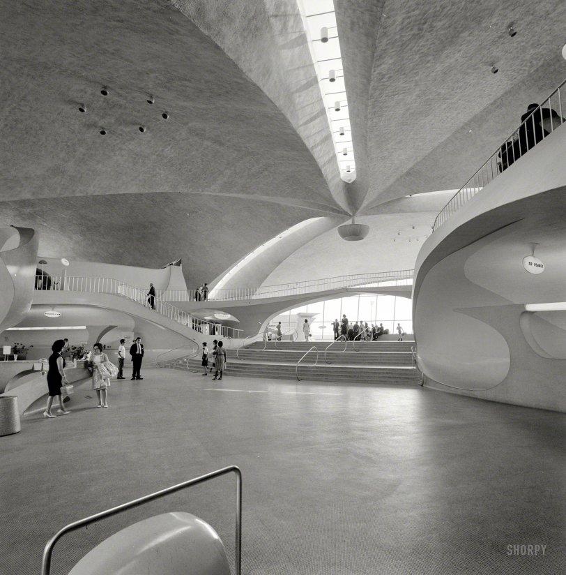 Modern Terminal: 1962