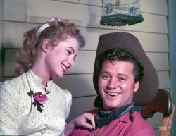 Laurey and Curly: 1954