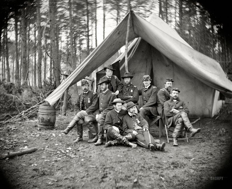 Major Riddle: 1864
