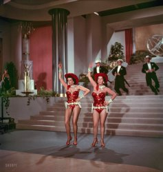The Ruby Troupers: 1953