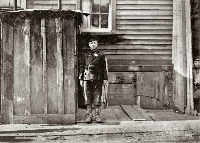 A Penny a Pound: 1910
