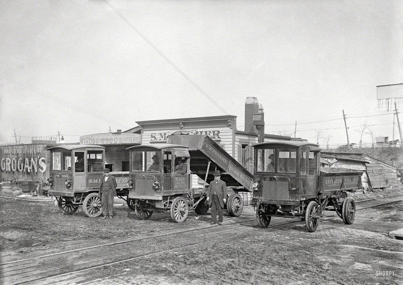 Wood & Coal: 1912