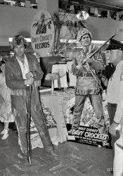 Davy Crockett: 1955
