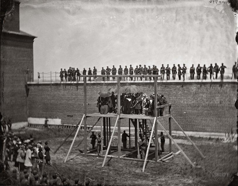 Time to Die: July 7, 1865