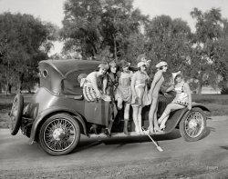 Mack's Girls: 1919