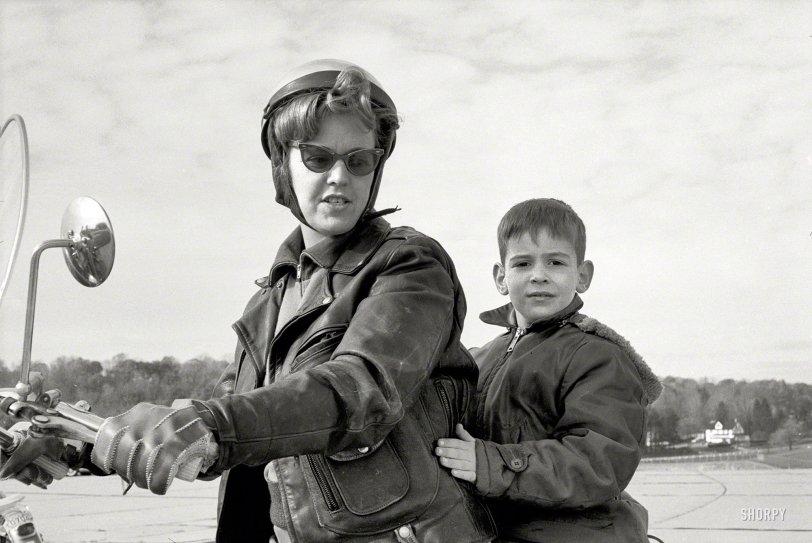Motor Maid: 1962
