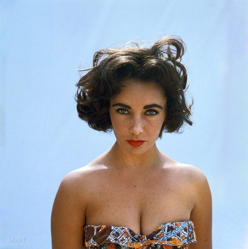 Liz: 1956
