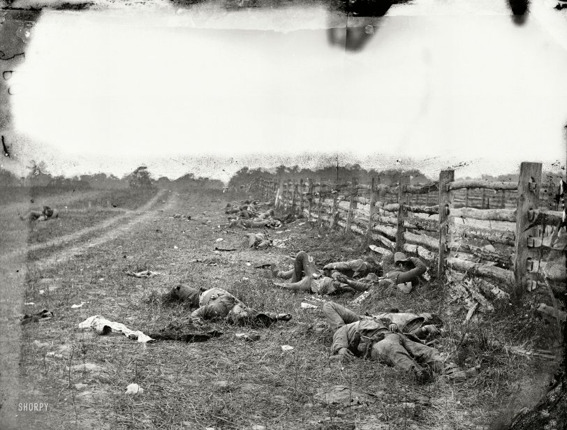 After Antietam: 1862