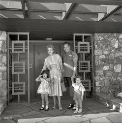 Meet the Arnazes: 1954