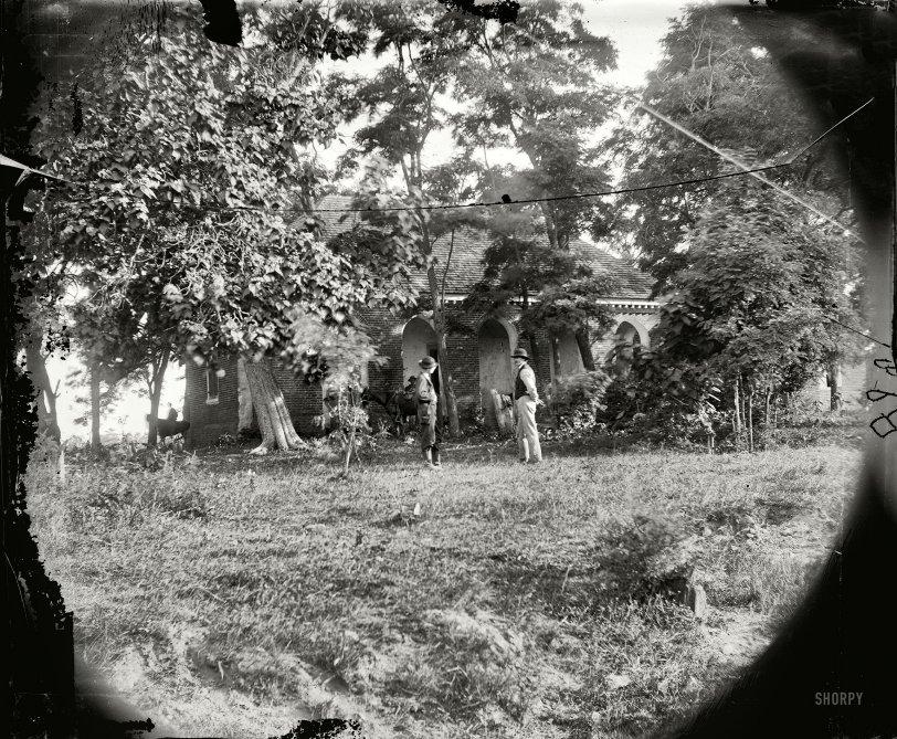 Cross Section: 1864