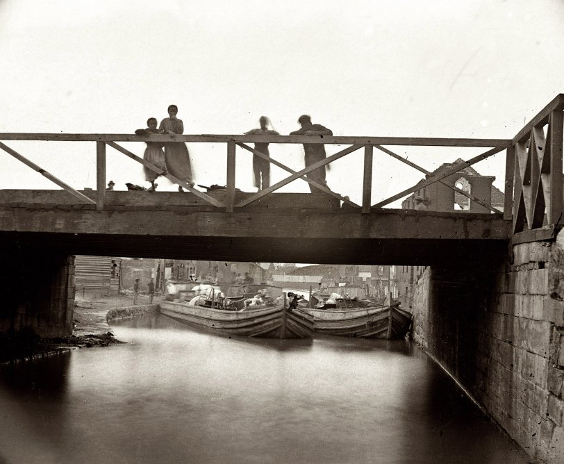 A Distant Crossing: 1865