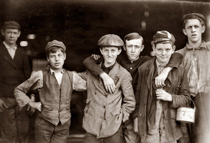 Bottle Boys: 1909