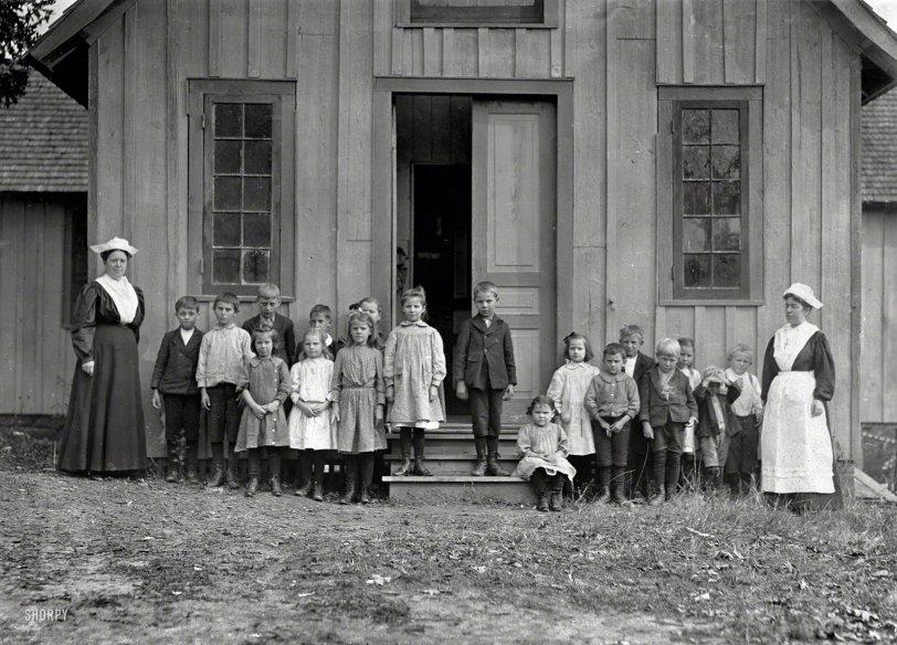 Mission School: 1908