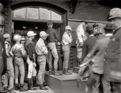 Weighing the Jockeys: 1908