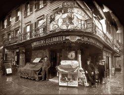 Roeber's Cafe: 1908
