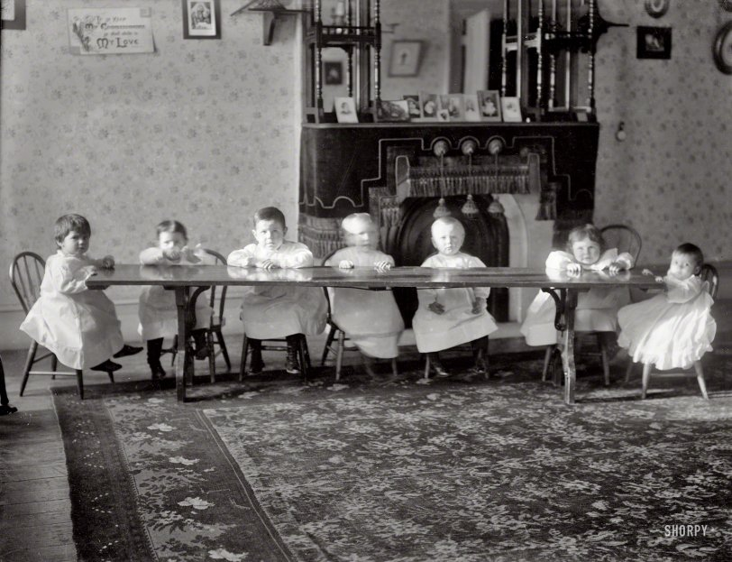 Board of Directors: 1908