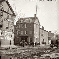 Marshall House I: 1860s