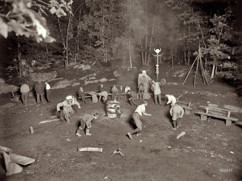 Wyndygoul War Dance: 1908