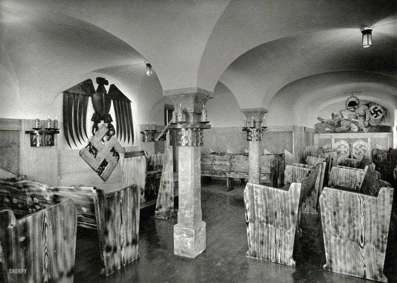 Reichs-Chapel: 1938