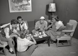 Power Lunch: 1952