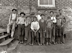 Newton Cotton Mills: 1908