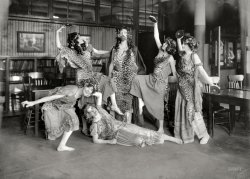 Bacchus Dance: 1909