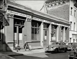 The Old Mint: 1940