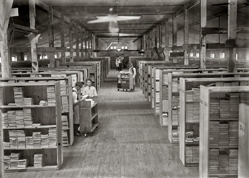 Pamphlet Warehouse: 1912