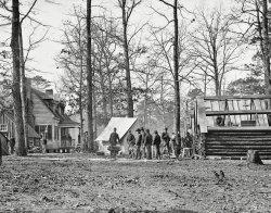 General Headquarters: 1864
